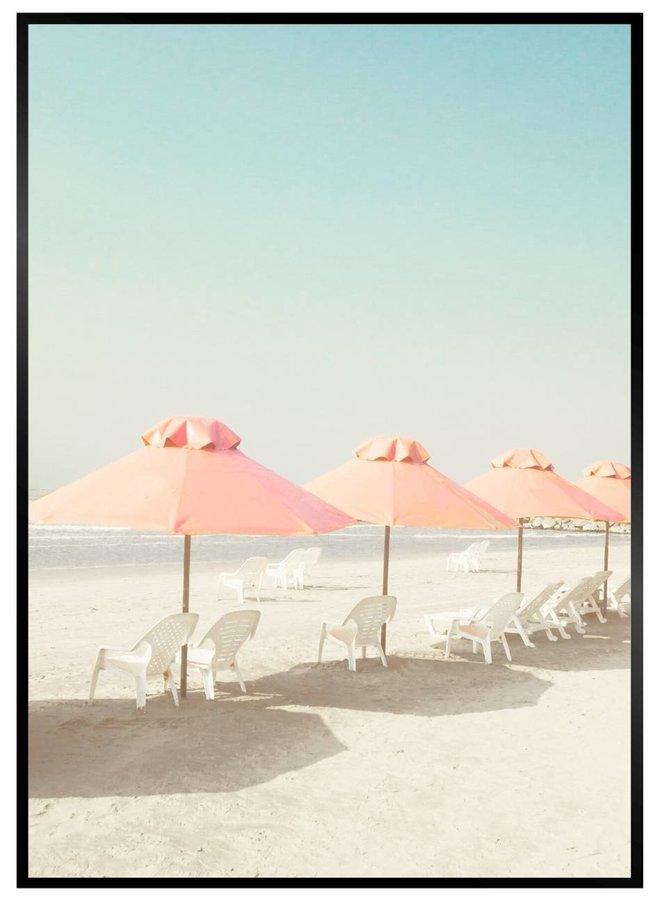 Vintage Parasollen Poster