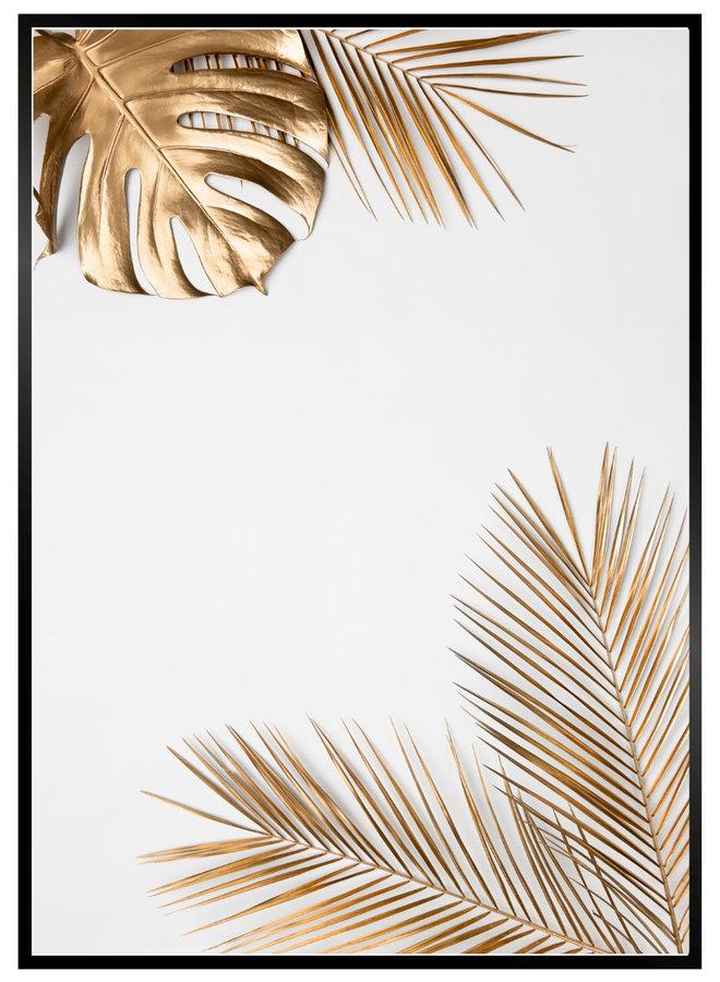 Gouden Palmen Poster