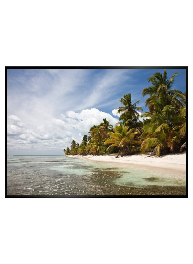 Tropical Island II Poster