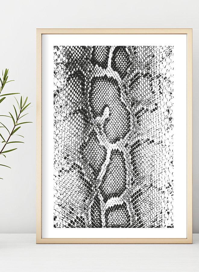 Slangen Print Poster