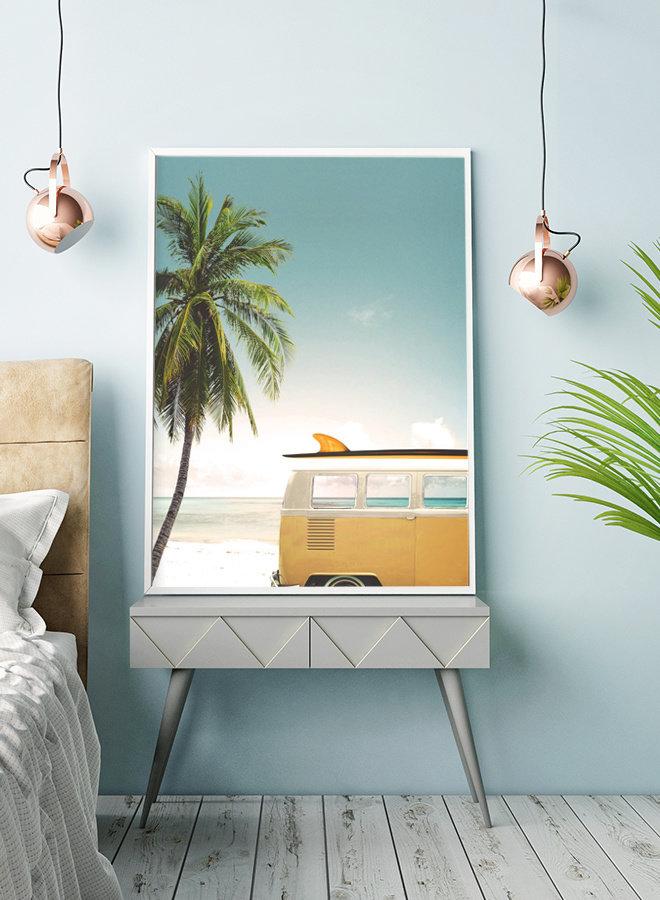 Surfbus Poster