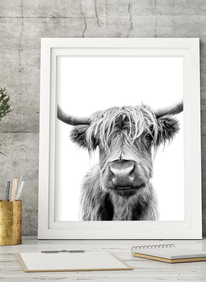 Schotse Hooglander III Poster