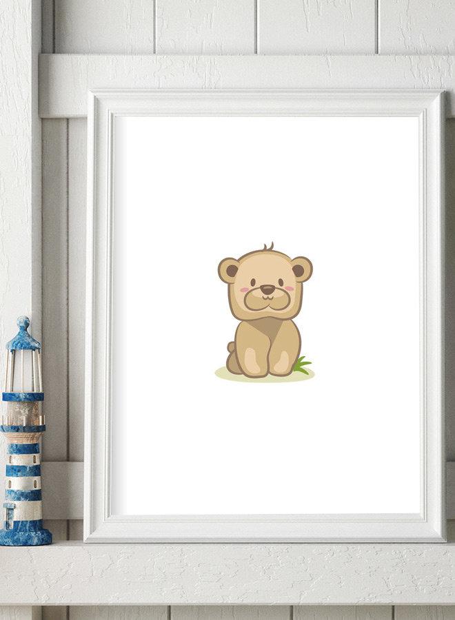 Bear Poster