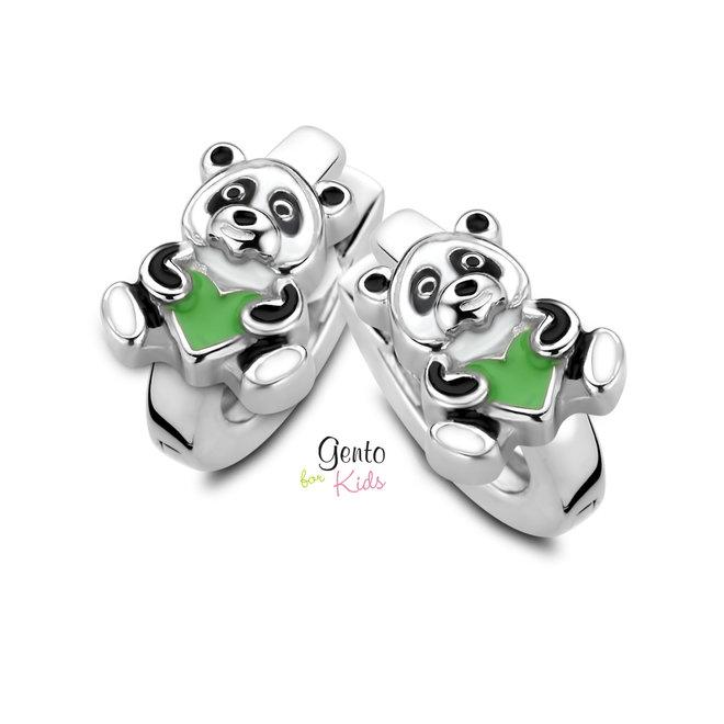 Gento for Kids creool: Panda met hartje