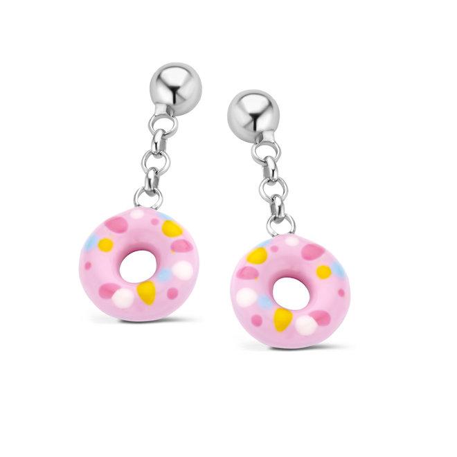 Naiomy Princess oorhangers: Donut