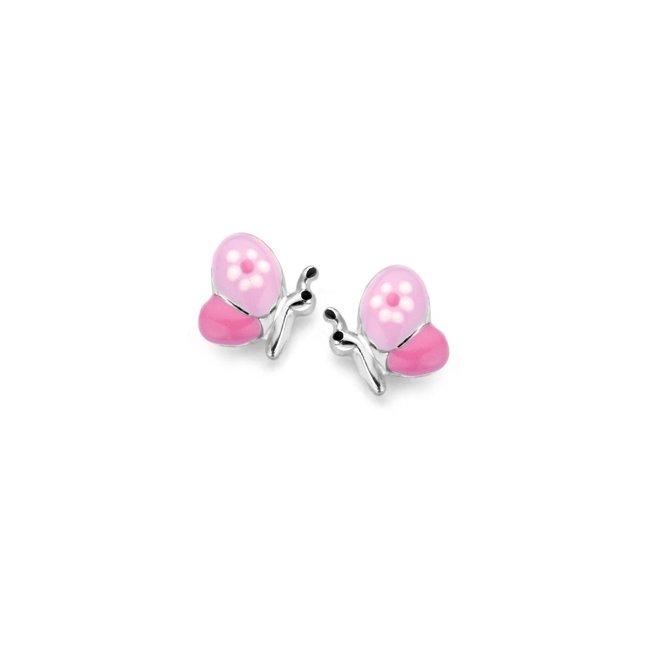 Naiomy Princess oorsteker: Vlinder