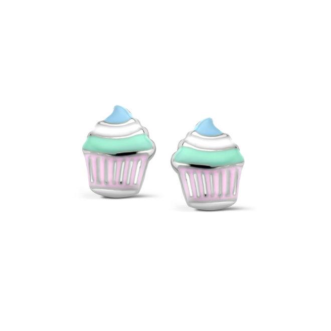 Naiomy Princess oorsteker: Cupcake