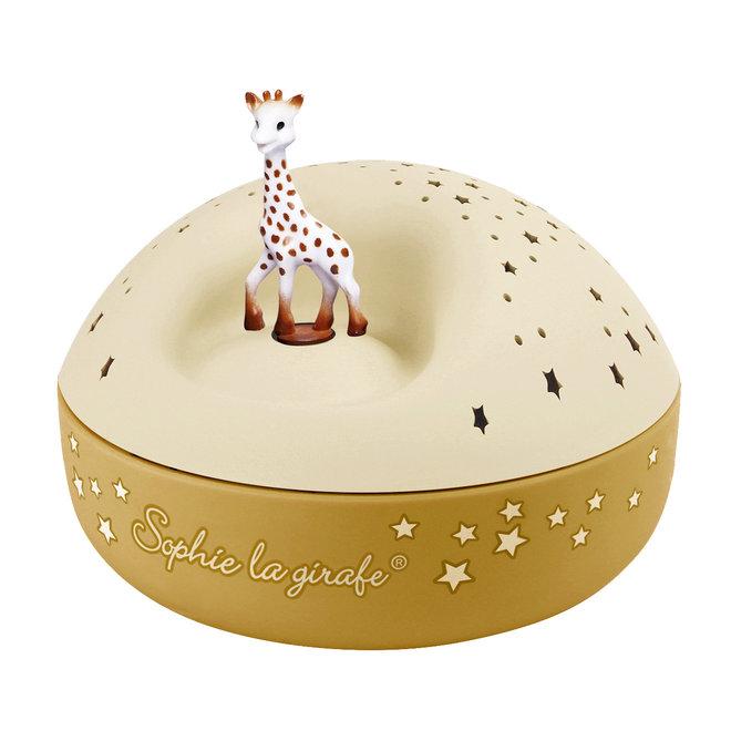 Muzikale Sterprojector Trousselier: Sophie de giraf