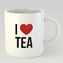 I Love tea L