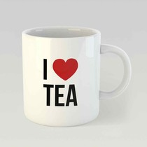 I Love tea M