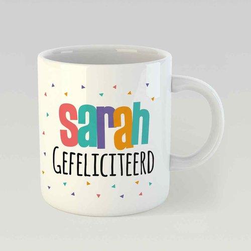 Sarah Gefeliciteerd M - ST