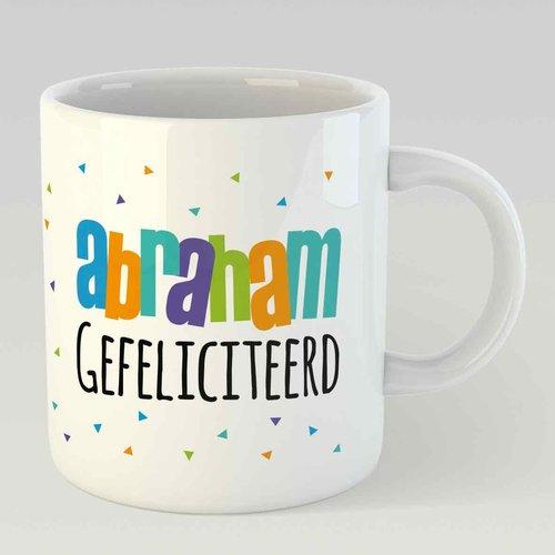 Abraham Gefeliciteerd L - ST