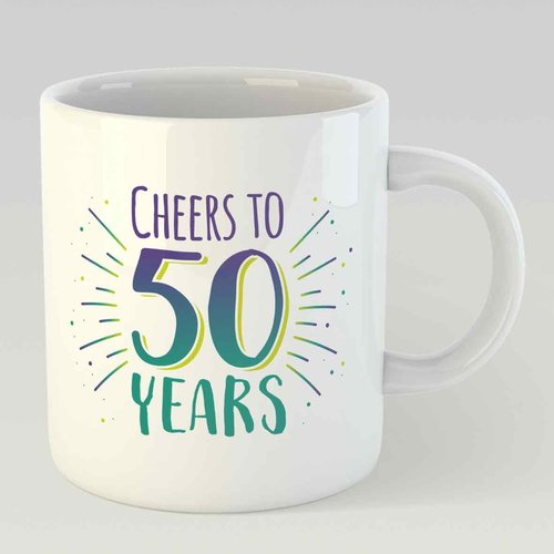 Cheers to 50 years L