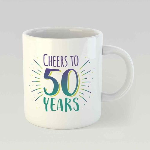 Cheers to 50 years M