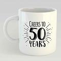Cheers to 50 years L zwart