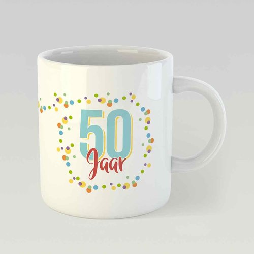 50 Jaar Gefeliciteerd M