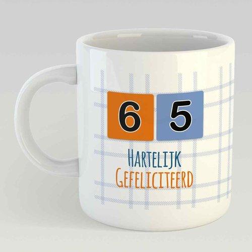 65 Hartelijk gefeliciteerd L