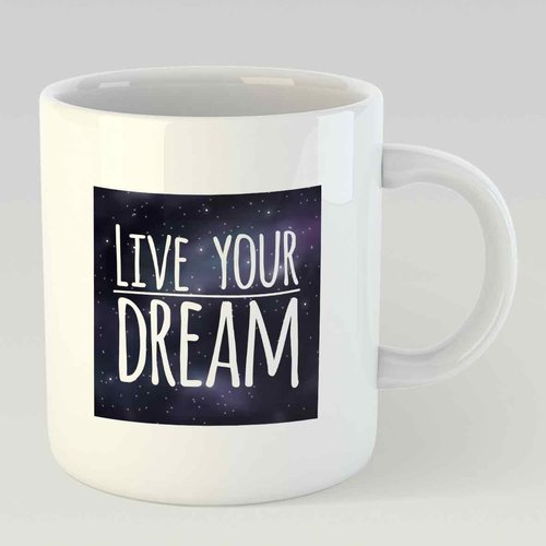 Live your dream L - ST