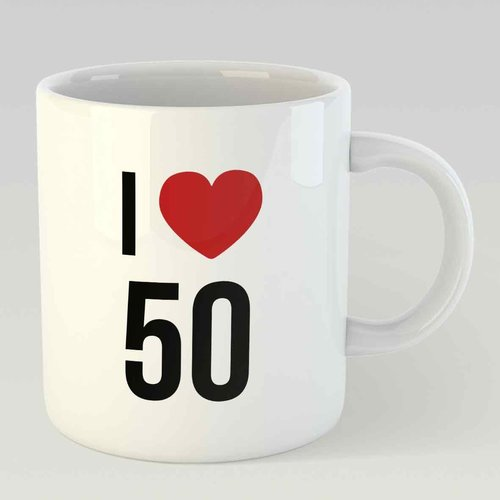 I love 50 L