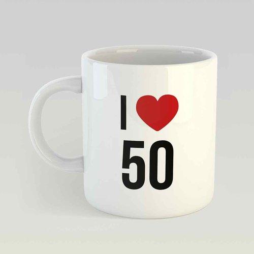 I love 50 M