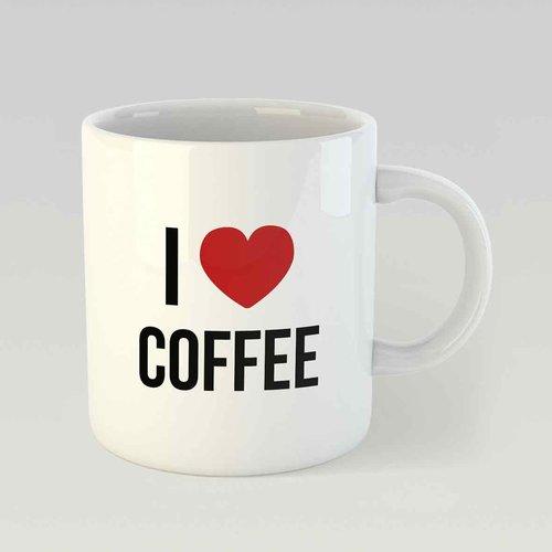 I love coffee M
