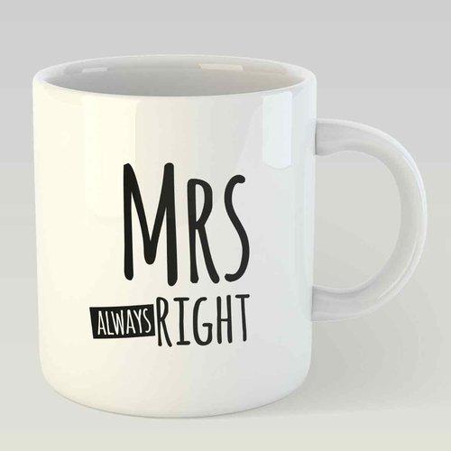 Mrs always right L - ST