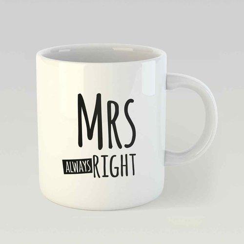 Mrs always right M - ST