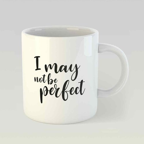 I may not be perfect M