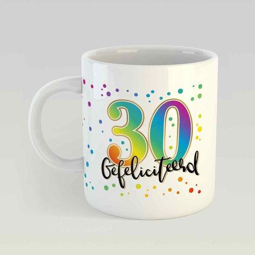 30 gefeliciteerd M - ST