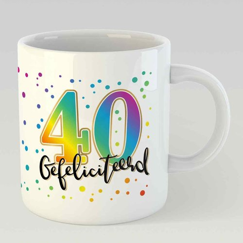 40 gefeliciteerd L - ST