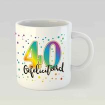 40 gefeliciteerd M - ST