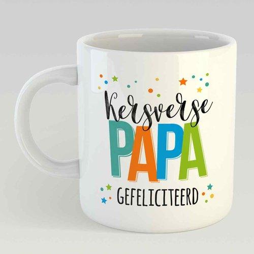 Kersverse papa Gefeliciteerd L