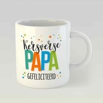 Kersverse papa Gefeliciteerd M