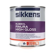 Sikkens Sikkens Rubbol Finura High Gloss