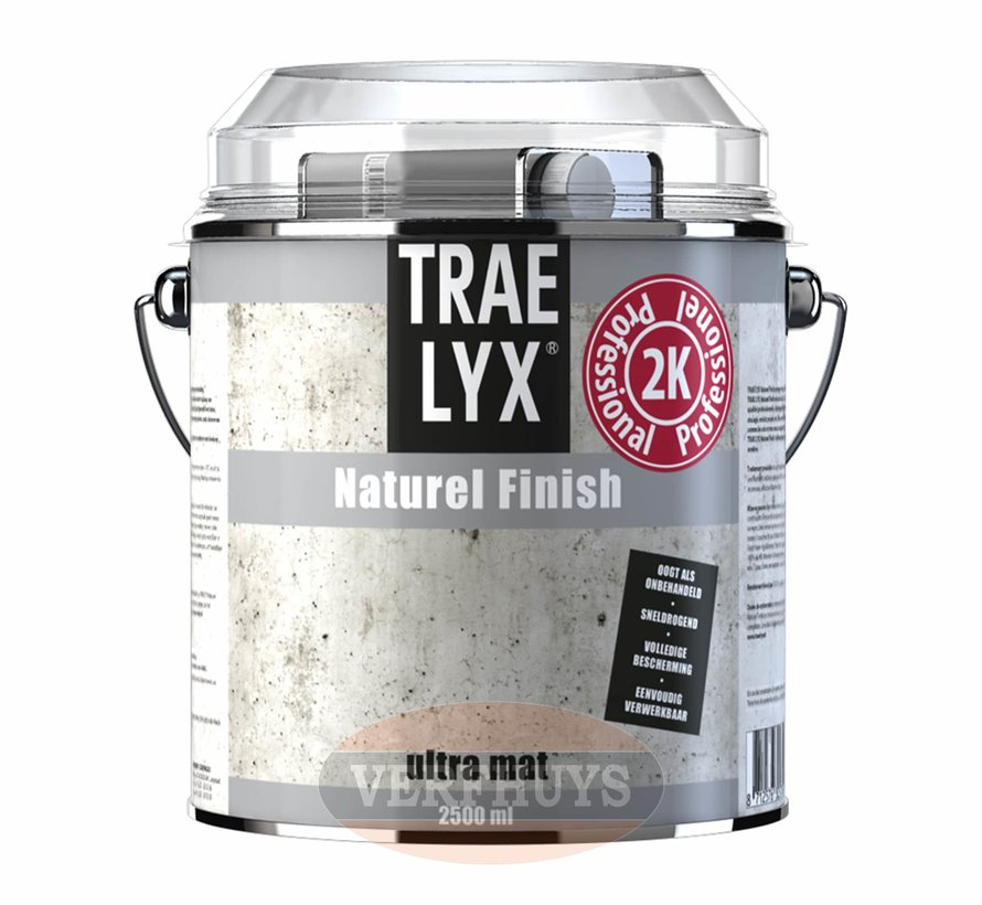 Trae Lyx Naturel Finish