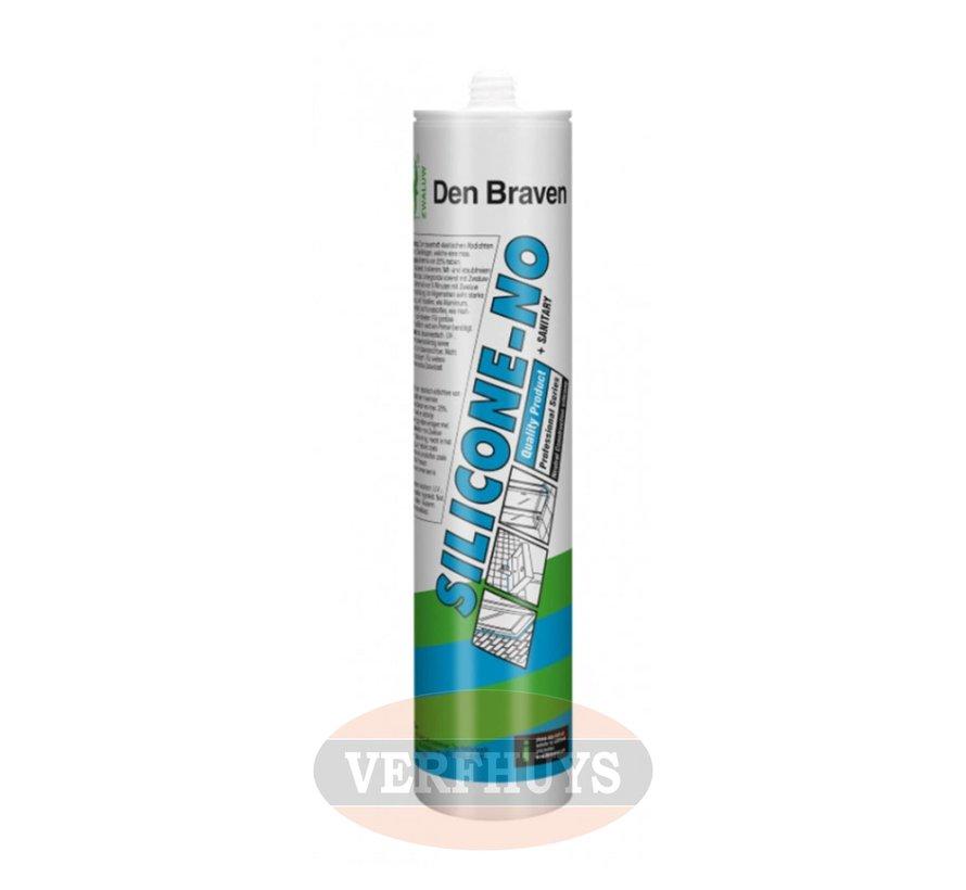 Den Braven Zwaluw Silicone NO - 310 ml