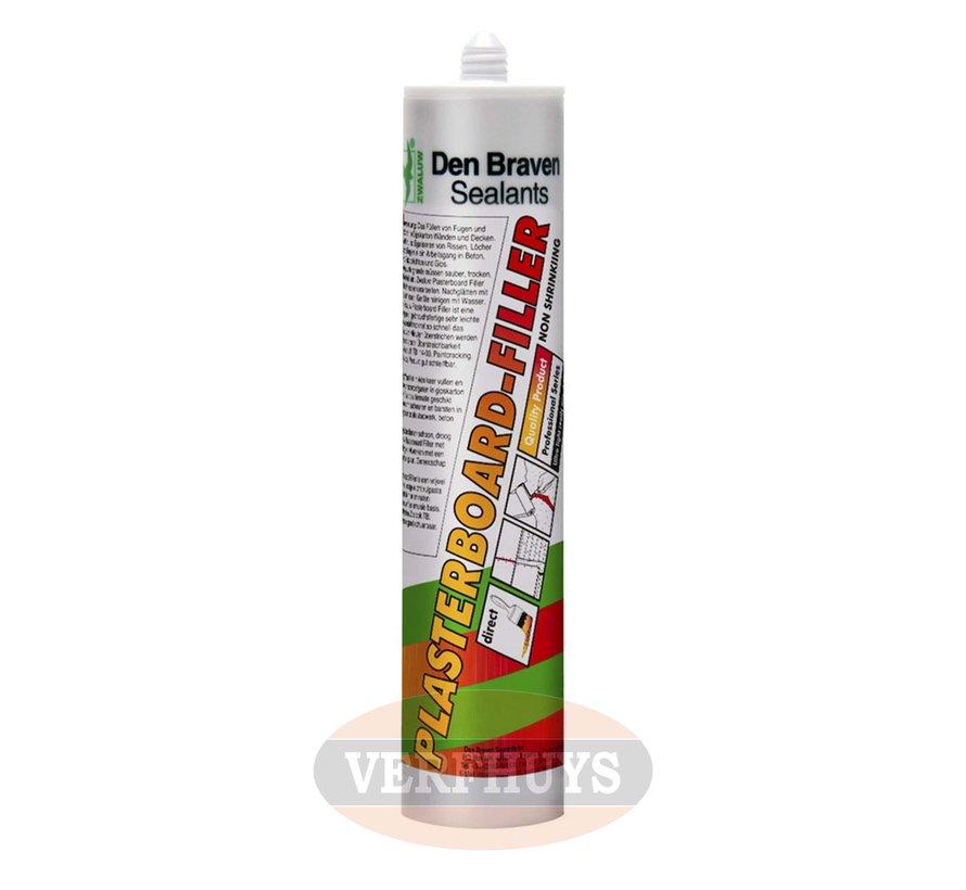 Den Braven Zwaluw Plasterboard Filler  - 310 ml