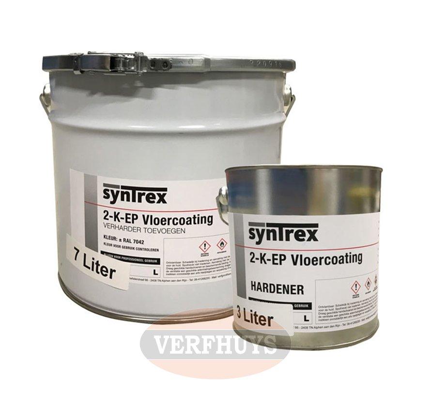 Syntrex 2K Epoxy Vloercoating - 10 Liter
