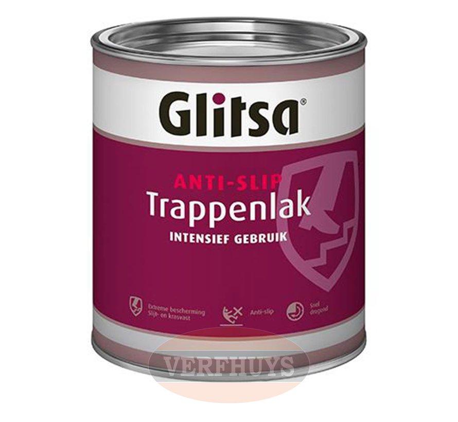 Glitsa trappenlak anti-slip - Kleurloos zijdeglans