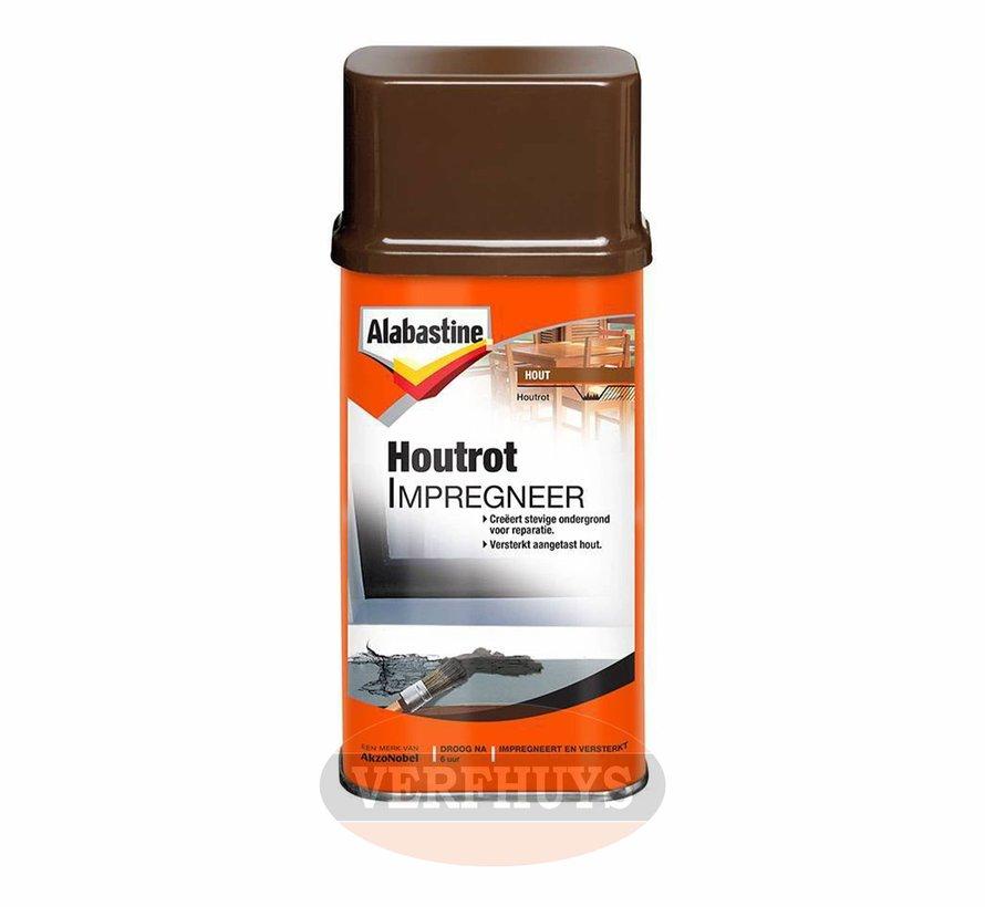 Alabastine Houtrot Impregneer - 250 ml