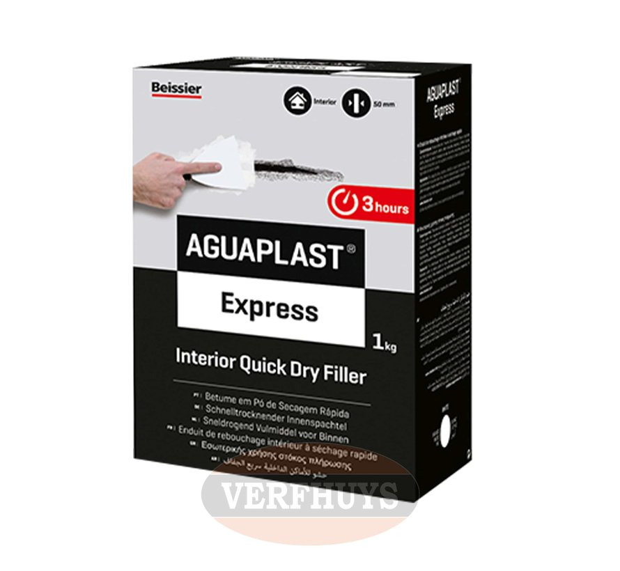 Aguaplast Express - 1 Kg
