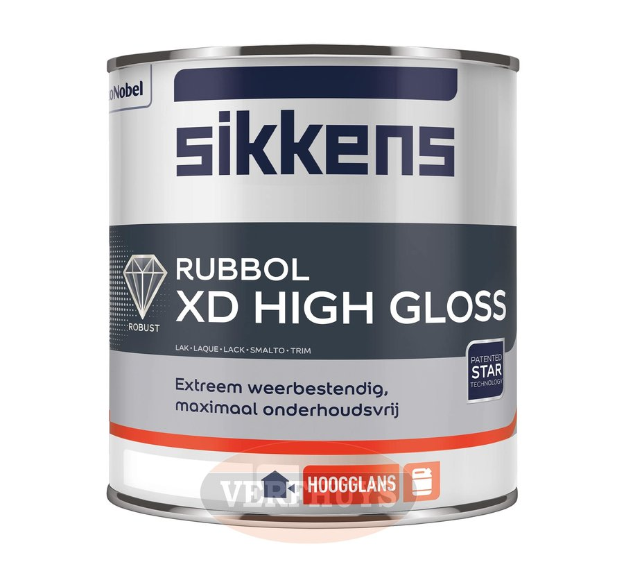 Sikkens Rubbol XD High-Gloss