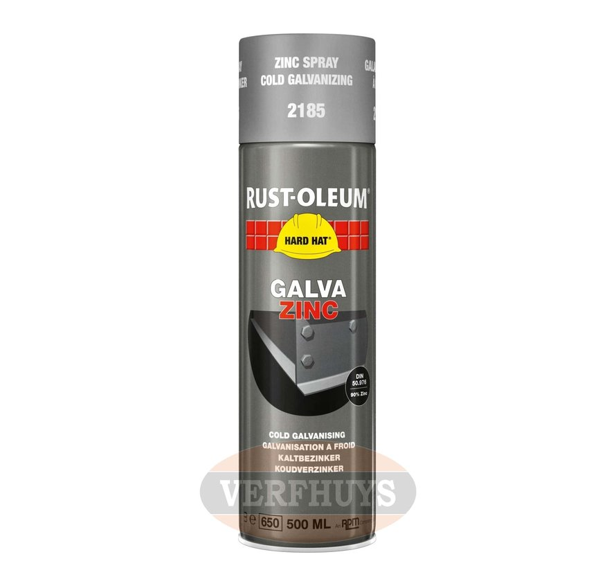 Rust-Oleum Hard Hat zinkprimer galva zinc 500ml