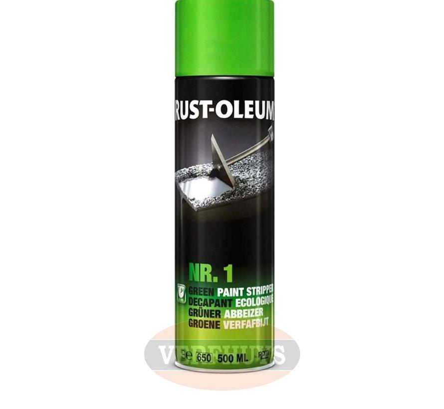 Rust-Oleum Nr. 1 afbijt - Spuitbus 0,5 Liter