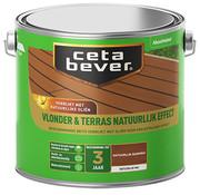 CetaBever CetaBever Vlonder & Terras Vergrijsd/Bankirai Natuurlijk Effect