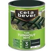CetaBever CetaBever Palen & Bielzen Zwart Teer