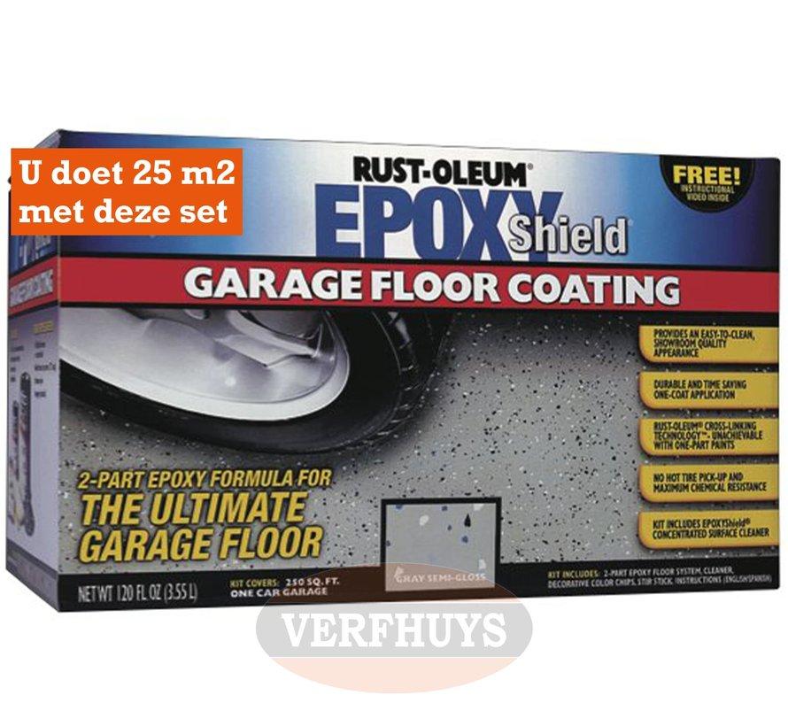 Rust-Oleum Epoxyshield Garage vloercoating
