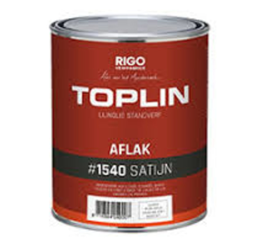 Aquamarijn Toplin Satin
