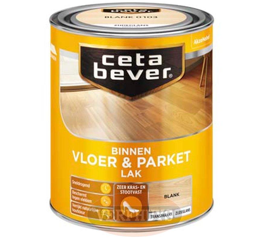 CetaBever Transparant Vloer & Parketlak Blank