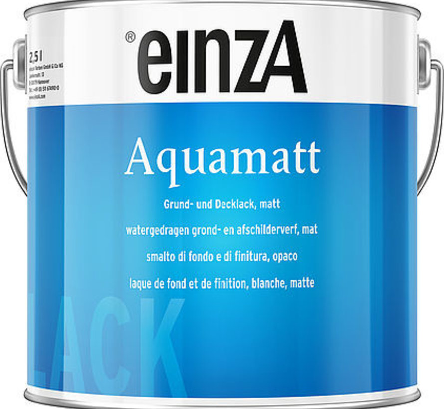 Einza Mix Aquamatt